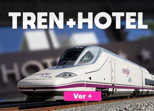 Tren + Hotel